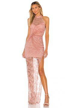 Кружевное вечернее платье nicole - NBD(115071495)