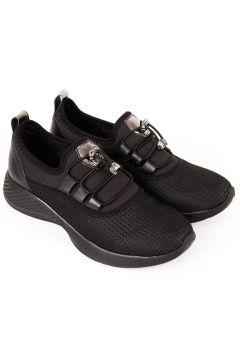 G.Ö.N Siyah Kadın Sneaker(110939476)