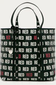 Red Valentino - Torebka skórzana(125325885)