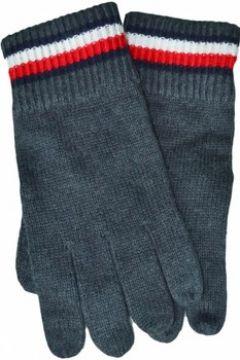 Gants Tommy Hilfiger Gant gris en coton et cachemire pour homme(88629722)