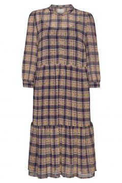 Naja Dress Kleid Knielang Lila LOLLYS LAUNDRY(114802592)