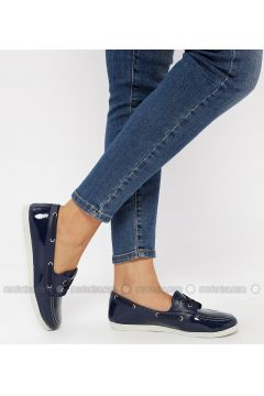 Navy Blue - Casual - Shoes - Snox(110319006)