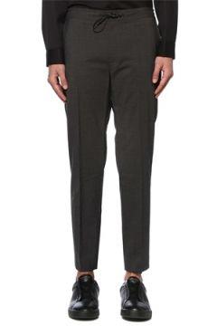 Theory Erkek Gri Beli Lastikli Yün Pantolon 29 US(126468646)