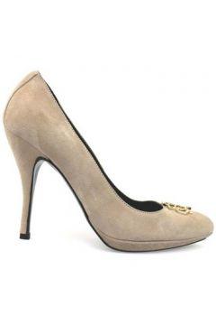 Chaussures escarpins Braccialini escarpins beige daim AN61(88469250)