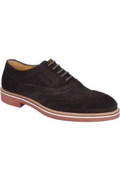 Chaussures Rossano Bisconti élégantes marron daim BT885(115442957)