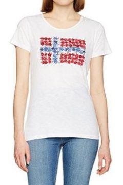 T-shirt Napapijri Solola Bianca(115439168)