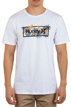 Hurley One & Only Exotics T-Shirt wit(118150750)