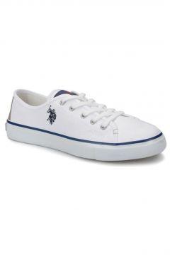 Polo U S Toga Unisex Keten Günlük Spor Ayakkabısı(110920151)