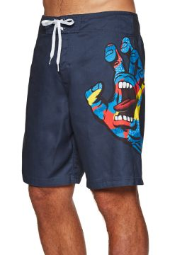 Santa Cruz Primary Hand Boardie Boardshorts - Dark Navy(114803225)
