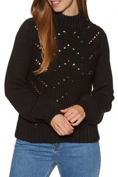 Rhythm Aspen Knit Damen Knits - Black(100269859)