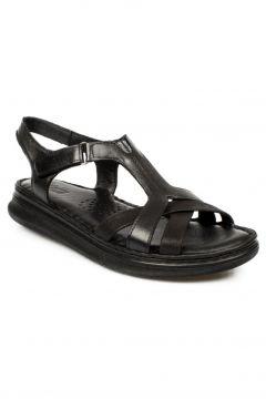 Stella 20280z Casual Günlük Siyah Kadın Sandalet(110950065)