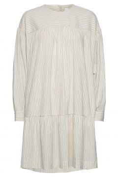 Dina Dress Kurzes Kleid Weiß WOOD WOOD(116997395)