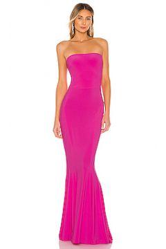 Вечернее платье без бретелек - Norma Kamali(115067703)