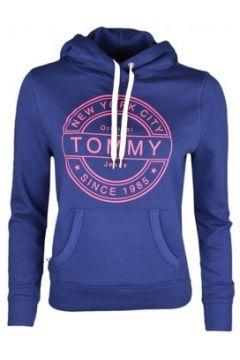 Sweat-shirt Tommy Jeans Sweat à capuche bleu marine pour femme(115399621)