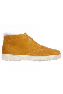 Boys suede leather child desert boots ankle boots sport cassetta(77301663)