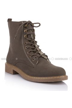 Beige - Boots - DeFacto(110336048)