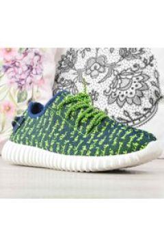 Pantofelek24.pl | Lekkie buty sportowe ZIELONE(112082841)