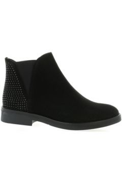 Boots So Send Boots cuir velours(115614070)