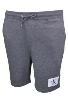 Short Calvin Klein Jeans Short molleton gris pour homme(115399912)