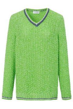 V-Pullover Looxent grün(110575798)
