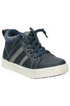 Chaussures enfant Crecendo Bottes 1426 enfant bleu(127926389)