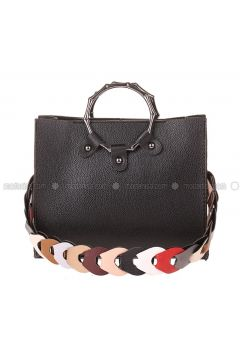 Black - Shoulder Bags - Modeva(110321739)