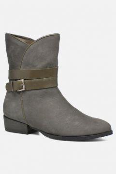 Softwaves - Bowie 03 - Stiefeletten & Boots für Damen / grau(111573382)