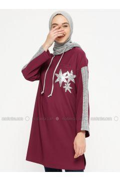 Plum - Sweat-shirt - XTREND(110329381)