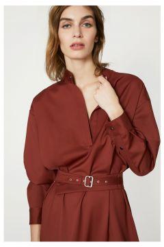 Kleid Moma aus Wolle(124653477)