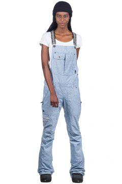 DC Collective Bib Pants blauw(85176594)