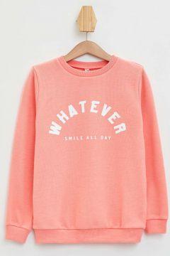 DeFacto Kız Çocuk Baskılı Sweatshirt(108988357)