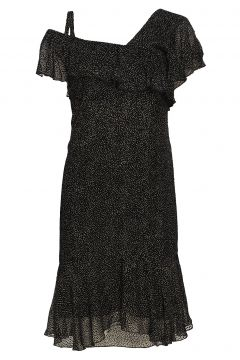 Dress Kurzes Kleid Schwarz VALERIE(114163019)