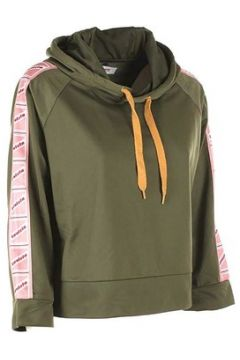 Sweat-shirt Invicta FELPA CON CAPPUCCIO VERDE(115478186)