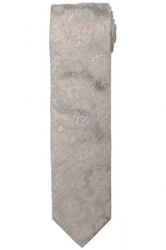 Profuomo TIE SILK WOVEN TAUPE PPPA1A043D/H(110993288)