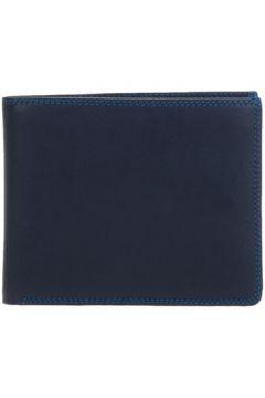 Portefeuille Mywalit Portefeuille cuir ref_46359 Bleu 12*10*2(115559797)