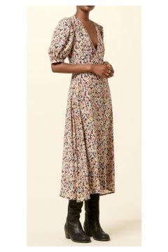 Kleid aus Seide Kensington(121589529)