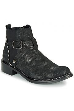 Boots Regard ROALA V1 CROSTE SERPENTE PRETO(127853772)
