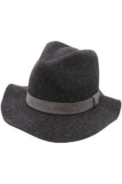 Chapeau Seeberger Chapeau feutre femme Friroc flannelle-gris(115474027)