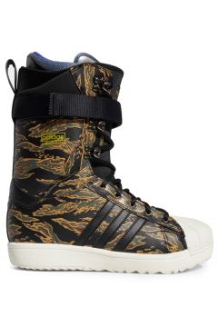 Adidas Snowboarding Superstar Adv Snowboard Stiefel - Core Black Night Cargo Raw Desert(100265931)