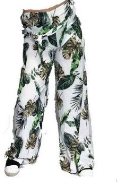 Pantalon Cendriyon Pantalons Blanc Vêtements Femme(101603840)