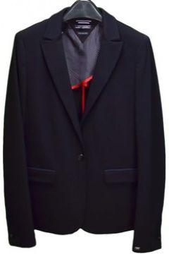 Vestes de costume Tommy Hilfiger Blazer Mansi bleu marine pour femme(115387588)