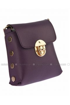 Purple - Shoulder Bags - Housebags(110339789)