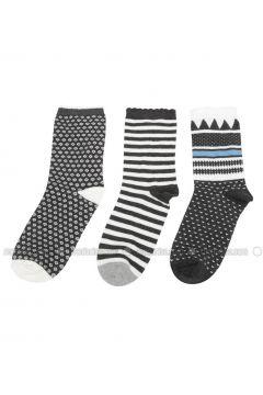 Multi - Socks - DeFacto(110325651)