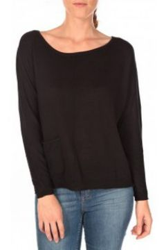 Pull Tom Tailor Basic Structure Pullover Noir(115471010)