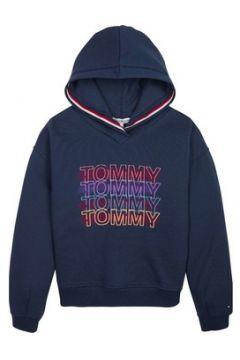 Sweat-shirt enfant Tommy Hilfiger KG0KG04447 WIDE SLEEVE(115629008)