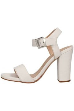 Sandales Unisa Yiken santal Femme blanc(127889193)