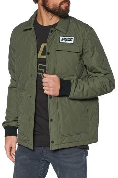 Fox Racing Speedway Jacke - Olive Green(105105888)