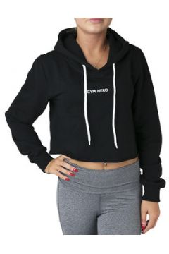 Sweat-shirt Gymhero Hoodie CROP-VICTORIA(115403609)