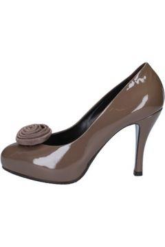 Chaussures escarpins Guido Sgariglia escarpins beige cuir verni ay118(115443247)