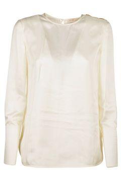Women's shirt long sleeve blouse(118072002)